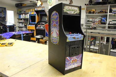 raspberry pi arcade cabinet uk galaga pi the magpi magazinethe magpi magazine