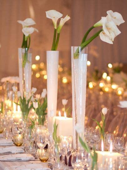 Thin Vase Centerpiece Ideas by 88 Best Images About Centerpieces On