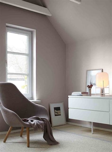 Welche Farbe Passt Zu Taupe by Graue Wand Im Wohnzimmer Alpina Feine Farben No 03 Poesie