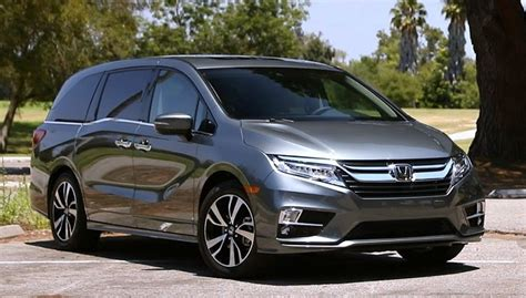 2019 Honda Odyssey Hybrid  News, Changes, Specs 2018