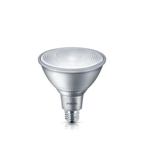 dimmable led flood lights philips 90 watt equivalent bright white 3000k par38