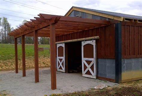 farmhouse building plans the barn pergola and the 1 year anniversary of the
