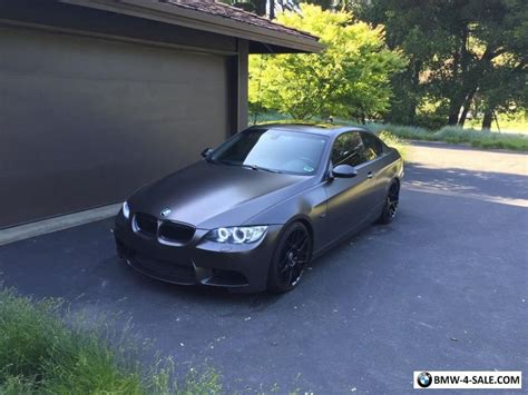 Bmw E92 For Sale by 2009 Bmw 3 Series E92 335i For Sale In United States