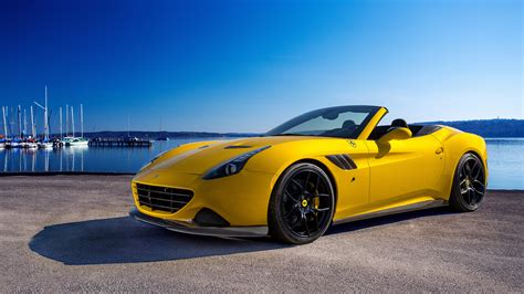 Novitec Rosso Ferrari California T 2015 Wallpaper  Hd Car