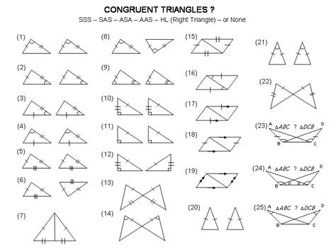images  overlapping triangle proofs worksheets