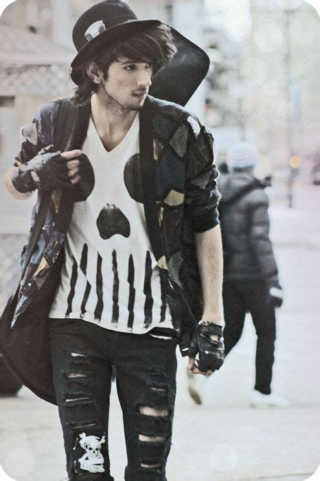 25+ best ideas about Mens grunge fashion on Pinterest | Grunge men Grunge boy and Androgynous men