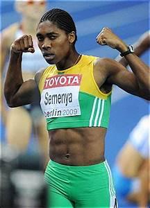 Caster Semenya | TrackBeef