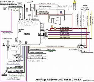 1996 Honda Accord Trailer Wiring Connection Diagram