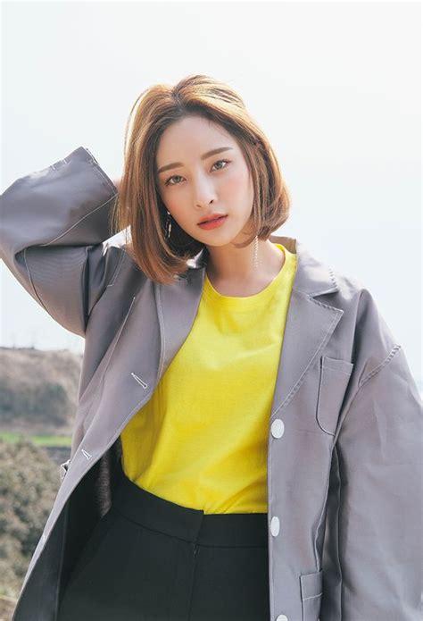 5 ways korean girls are styling short bob hair