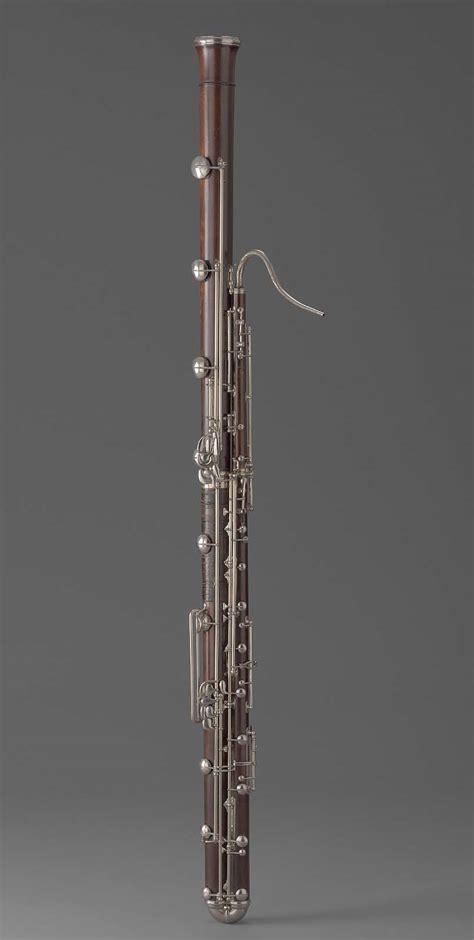bassoon boehm system museum  fine arts boston