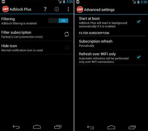 block ads android block the ads from your android phone suchin tricks