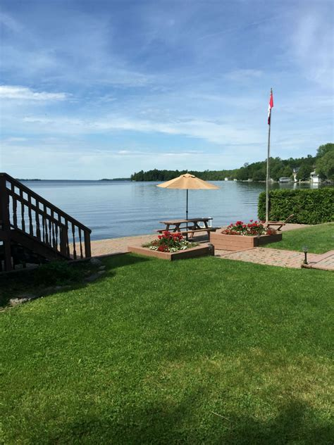 Balsam Lake Boat Launch by Balsam Lake Beauty Kawartha Cottage Vacations