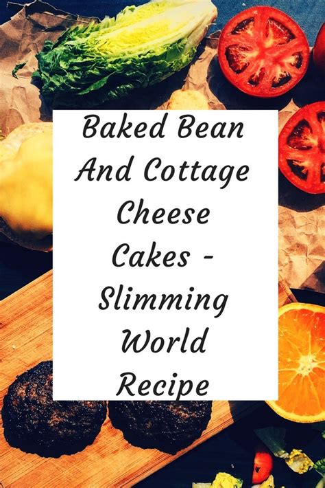 cottage cheese cake recipes baked bean and cottage cheese cake slimming world recipe