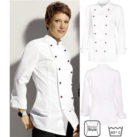 tenue de cuisine femme