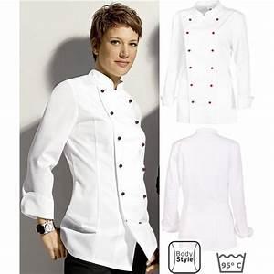 Tenue De Cuisine Femme : tenue de cuisine femme ~ Teatrodelosmanantiales.com Idées de Décoration