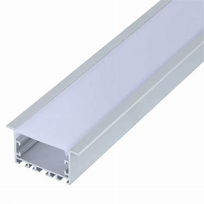 Led Strip Recessed Ceiling Wall Profile Mounting