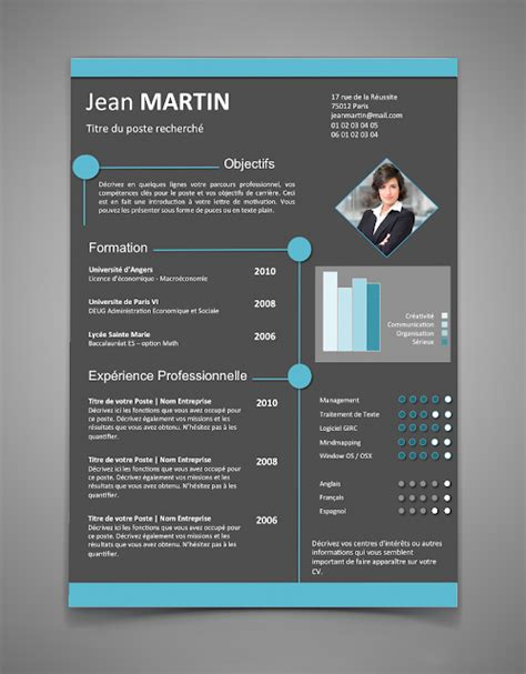 top model web templates for 2017 les 50 meilleurs exemples de cv pour 2016 o clockweb