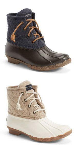 stock  super cute sperry rain boots