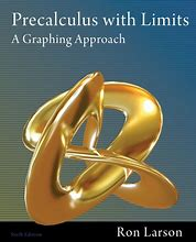 Precalculus with limits a graphing approach 7th edition
