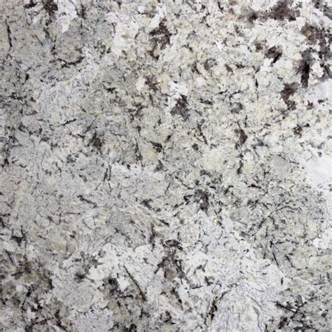 alaska white 3cm polished granite slab