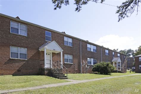 Chapman Square Apartments-knoxville, Tn