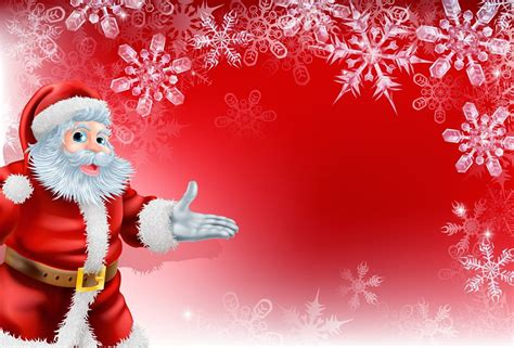 Santa Claus Wallpapers  Happy Holidays