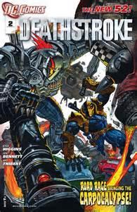 Deathstroke (2011-) #2