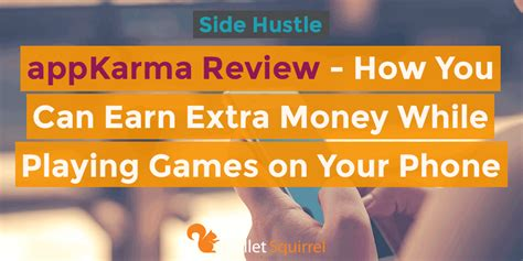 appkarma review    earn extra money