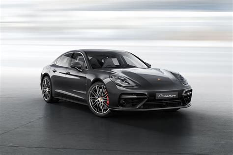 porsche panamera 2017 porsche panamera looks better than ever has new engines