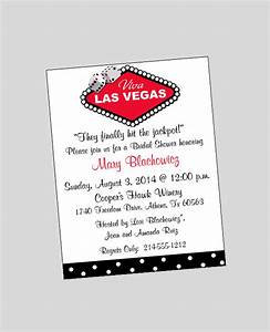 las vegas invitation printable bridal shower invitation With printing wedding invitations las vegas