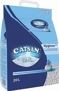Litiere Chat Sans Odeur : liti re pour chat 20 l catsan hygi ne sans odeur ~ Premium-room.com Idées de Décoration