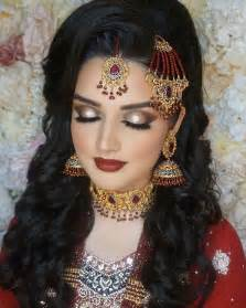 wedding indian indian bridal hair and makeup inspiration from magnifiedbeauty on instagram pink