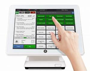 All-In-One Restaurant POS / Point of Sale System CAKE