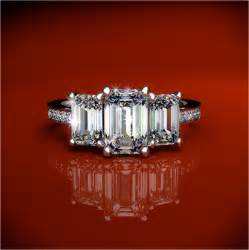 3 emerald cut engagement ring everything you need to about emerald cut engagement rings