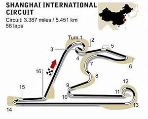 Shanghai International Circuit Diagram