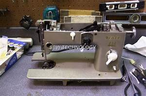 Exc Pfaff 230 Industrial Strength Sewing Machine Serviced