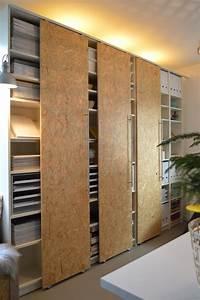 Schiene Für Duschvorhang : diy schiebet ren selber machen ikea hack billy 7 ~ Michelbontemps.com Haus und Dekorationen