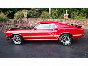1969 Ford Mustang Mach 1 for Sale | ClassicCars.com | CC-1023634
