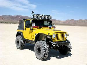 Yellow Jeeps