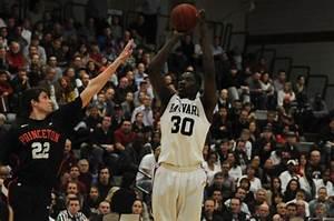 Men's Basketball Tops Princeton, 67-64, Sets Program ...