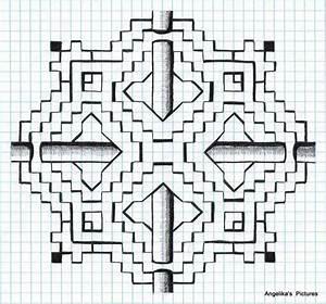 135 best Graph paper Art-Drawings / RuitjesPapier ...