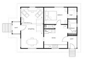 building plans homes free tiny house building plans with two terraces and one bedroom efficient house is in the center of