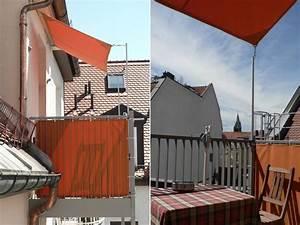 Sonnensegel Balkon Hofs Sonnenschutz Infos