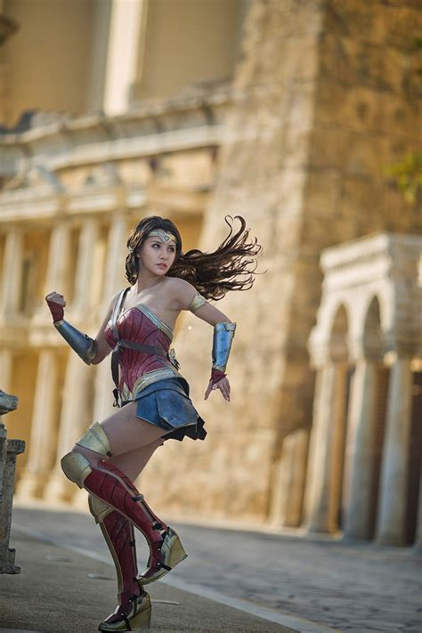 Wonder Woman Cosplay Is Ready For The Big Screen Kotaku