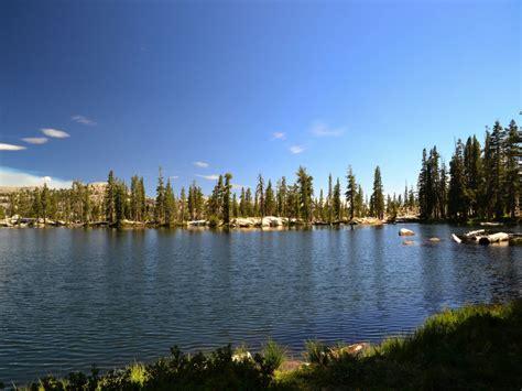 pinecrest lake flat water paddling