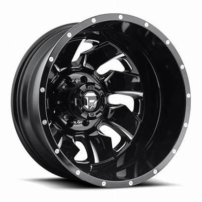 Dually Cleaver Rear Wheels D574 Wheel Mht