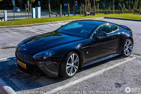 aston martin  vantage carbon black edition  october