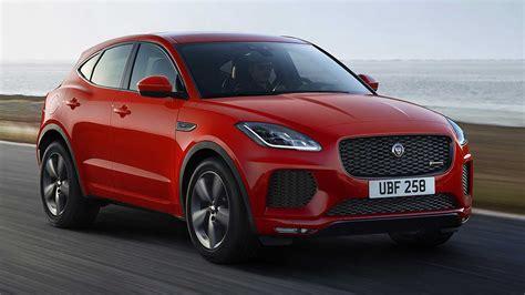 2019 Jaguar E-Pace Chequered Flag Edition Revealed ...