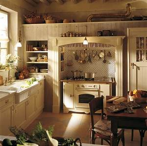 intriguing country kitchen design ideas for your amazing With lovely modele de jardin moderne 18 decoration salon style anglais