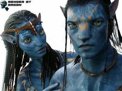 Avatar Movies Weaver Sigourney Zoe Saldana Transparent